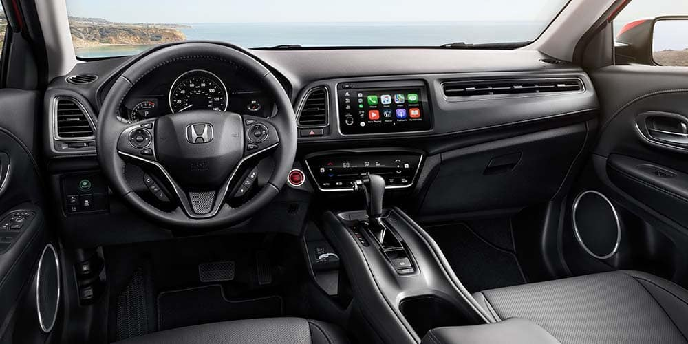 2019 Honda HR-V dashboard