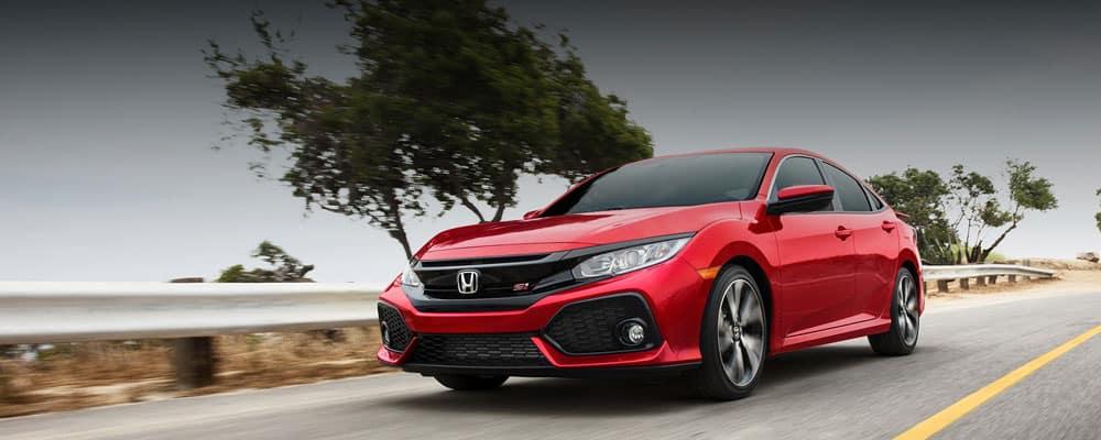 2019 Honda Civic Sedan Exterior