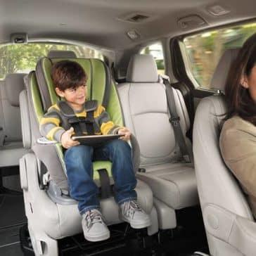 2019 Honda Odyssey Car Seat