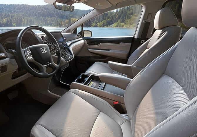 2019 Honda Odyssey Cabin