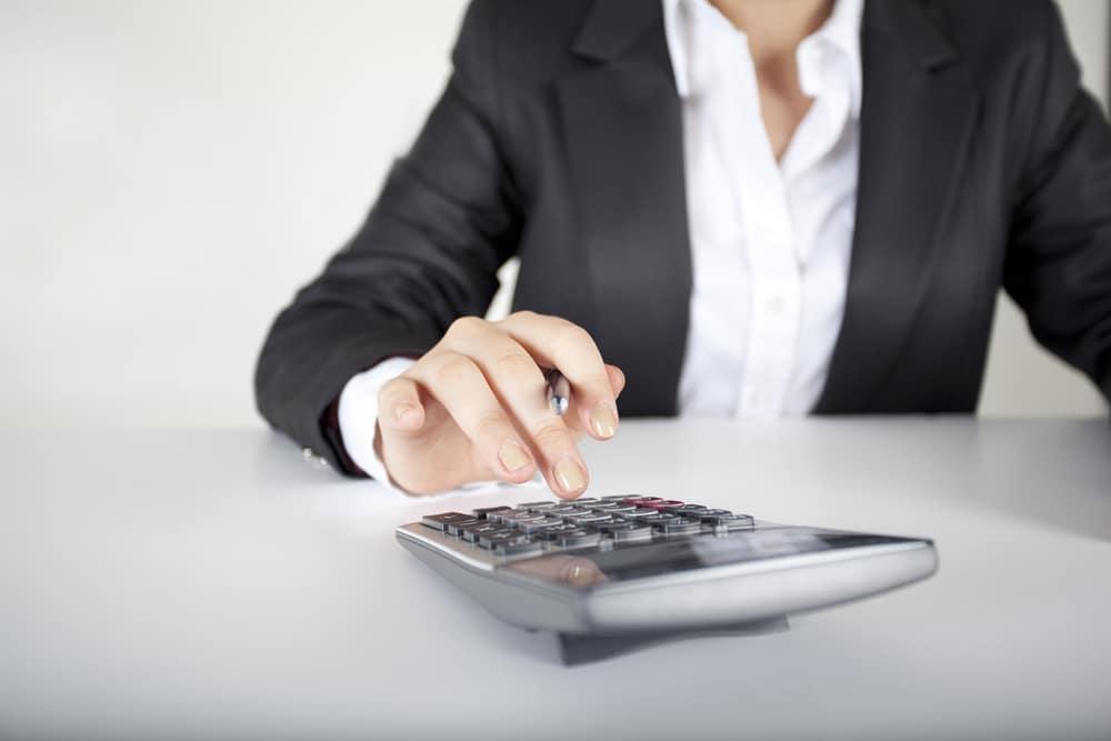 calculator and credit