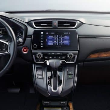 2020 Honda CR-V Dash
