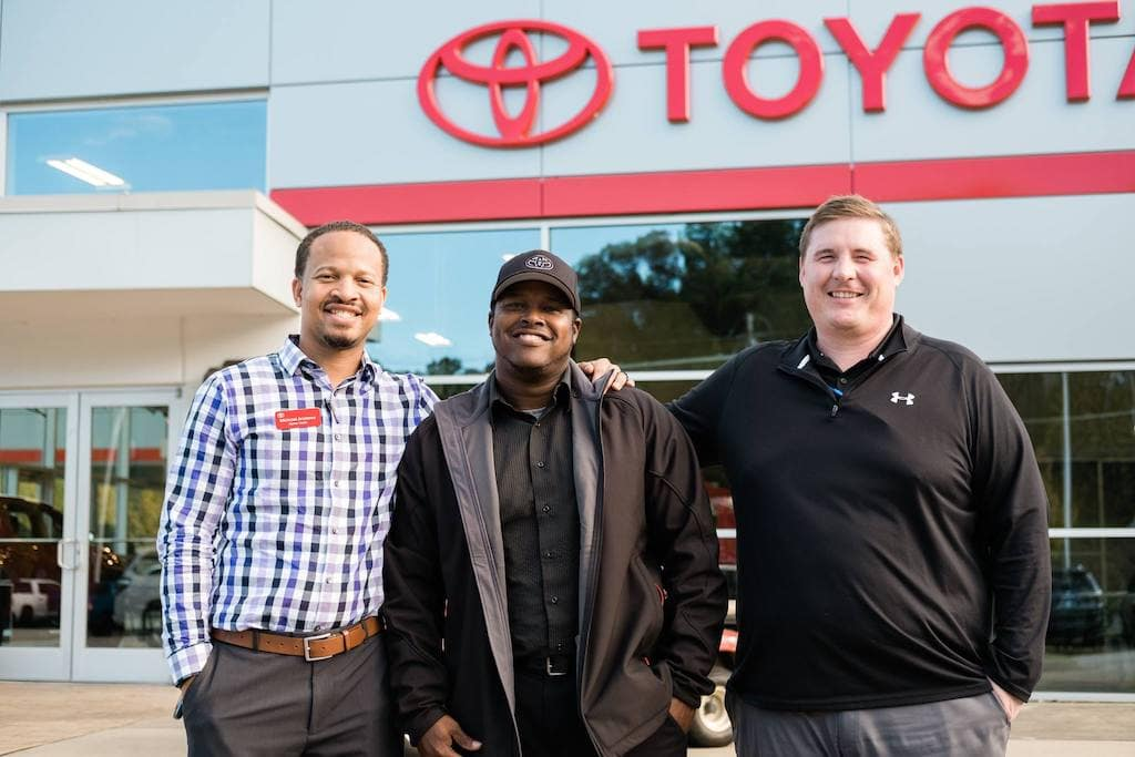 Hoover Toyota Used Car Managers
