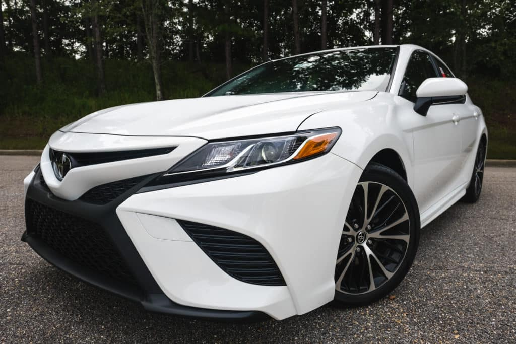 Lease The 2019 Camry