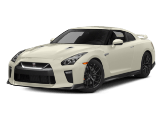 Stock photo of Nissan GT-R