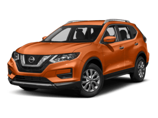 Stock photo of Nissan Rogue