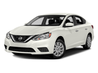 Stock photo of Nissan Sentra