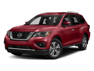Stock photo of Nissan Pathfinder