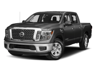 Stock photo of Nissan Titan