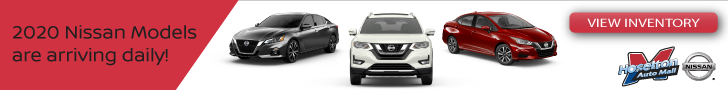 2020 Nissan Models arriving daily
