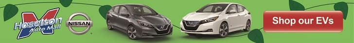 Shop Hoselton Nissan's electric and hybrid vehicles