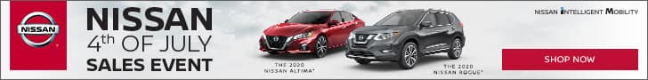 Nissan 4th of July Sales Event