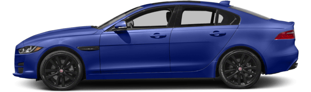 Image of blue Jaguar XE for sale at Jaguar Oklahoma City