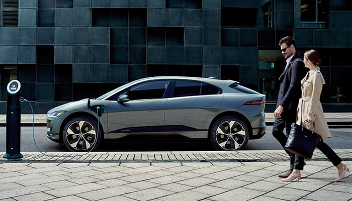 I-PACE All Electric SUV
