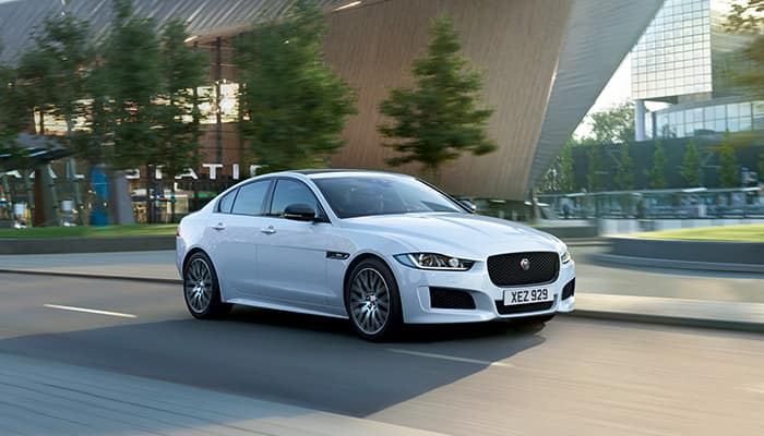 All New Jaguar XE's In Stock