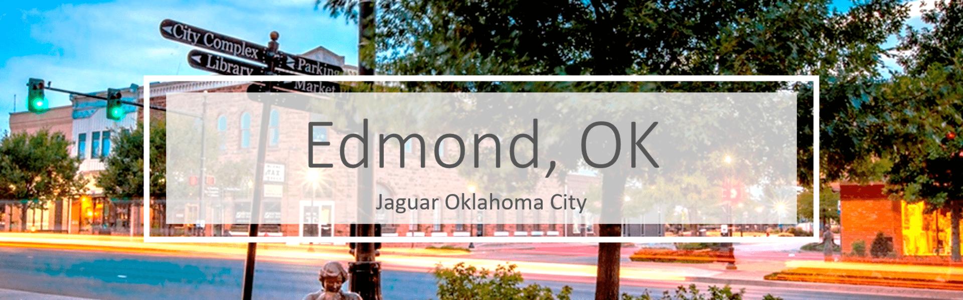 Jaguar of Edmond