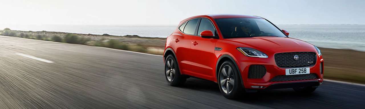 2021 Jaguar E-Pace for sale in Oklahoma city