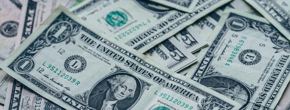 US Money Mixed Bills