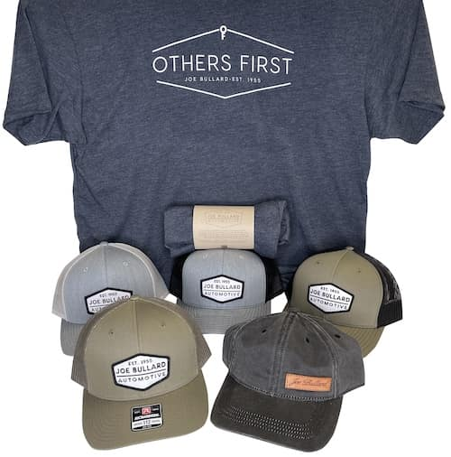 Shirt & hats Others First