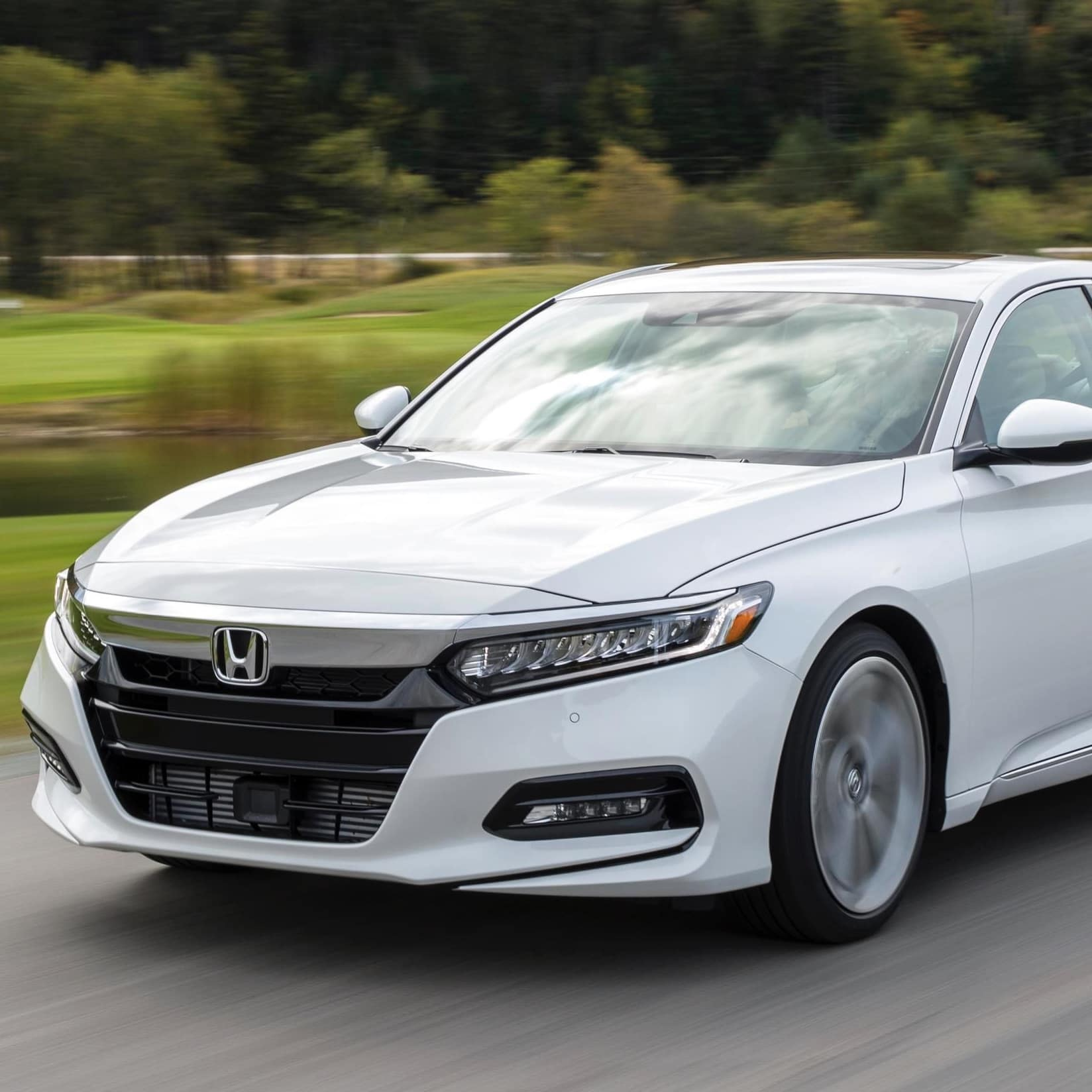2018 Honda Accord Sedan Information