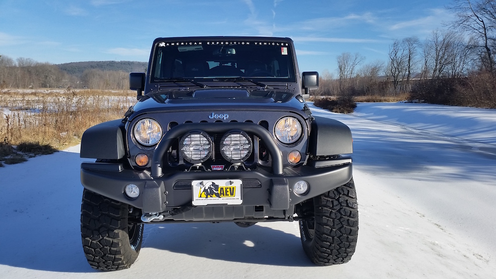 AEV Front