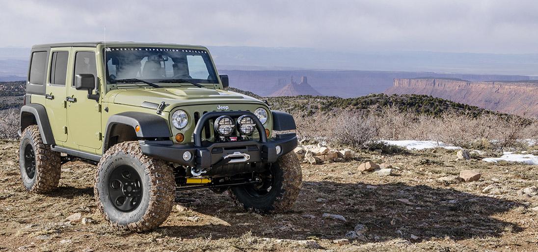 2017 Jeep Cherokee Lifted >> Reasons Why You Want an AEV Wrangler | Keene Chrysler ...