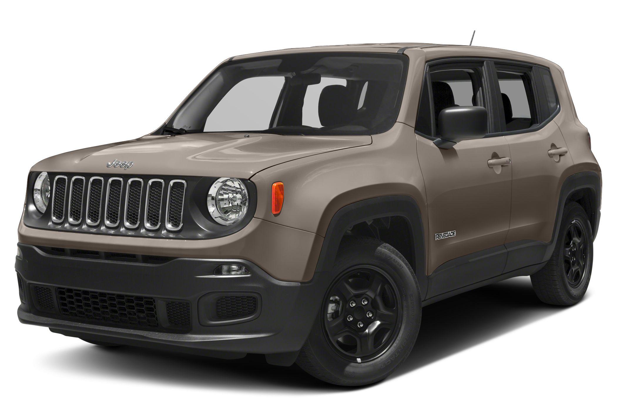 2017 Jeep Renegade - Keene, NH | Keene Chrysler Dodge Jeep Ram