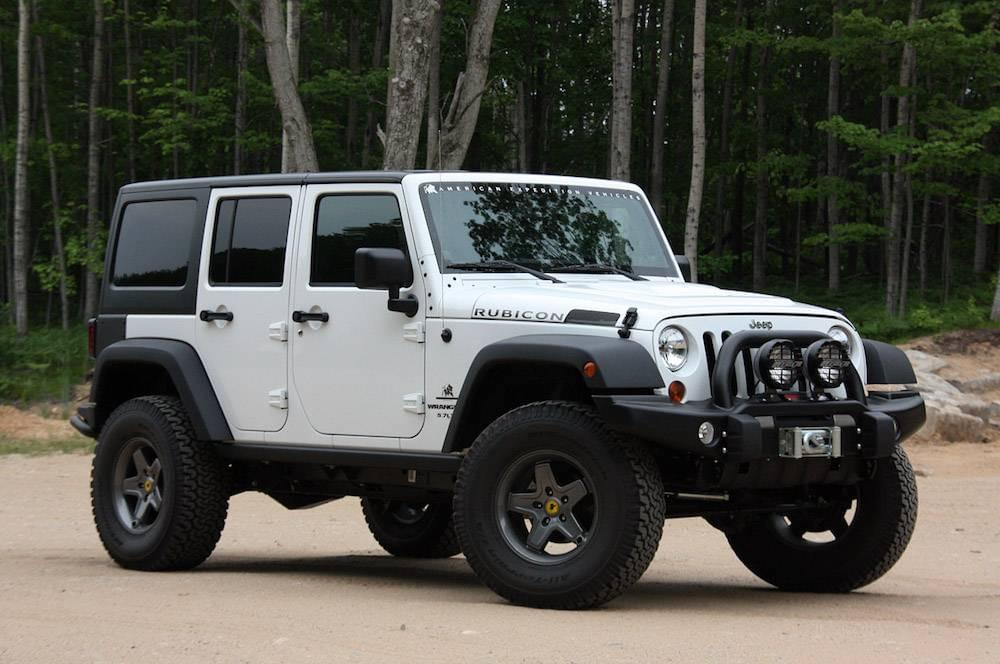 Why an AEV Jeep Wrangler is Your Best Wrangler Option ...