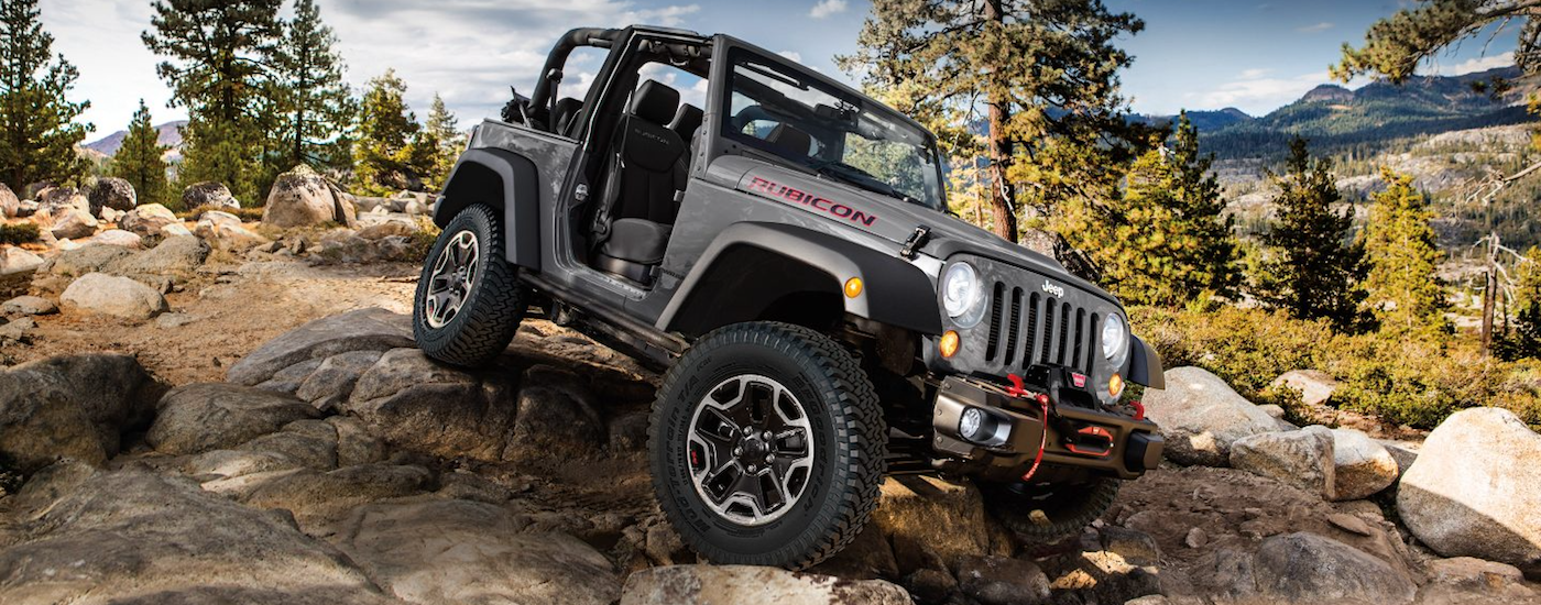 2017 Jeep Wrangler Technology