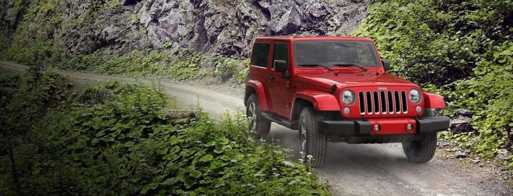 Getting Your Jeep Wrangler Ready For Spring