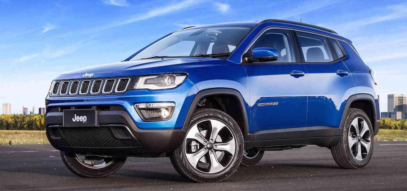 2017 Jeep Compass Safety