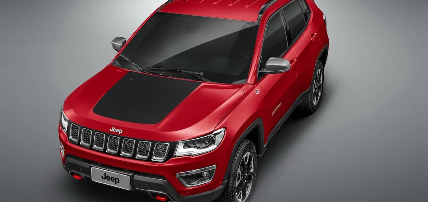 2017 Jeep Compass Trim
