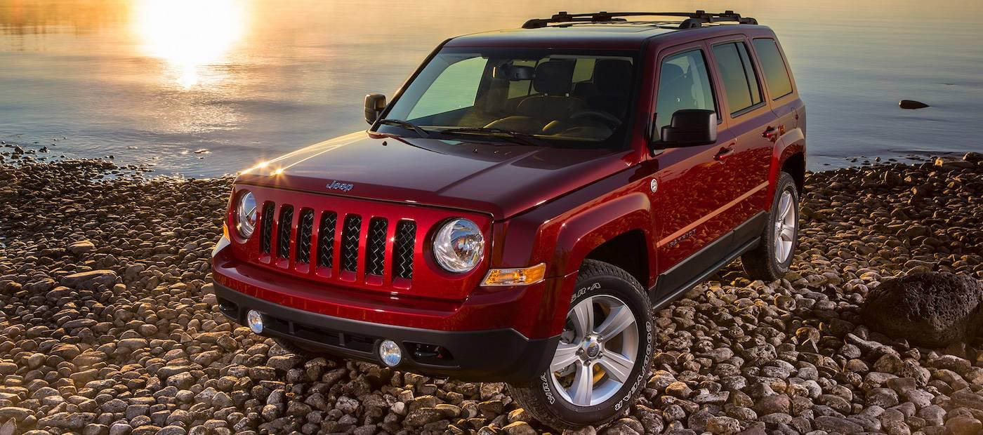 2017 Jeep Patriot Design
