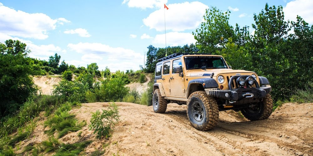 Keene Dodge Chrysler Jeep >> Find New AEV Jeep Wrangler Off-Roading Trails On Vacation | Keene Chrysler Dodge Jeep Ram