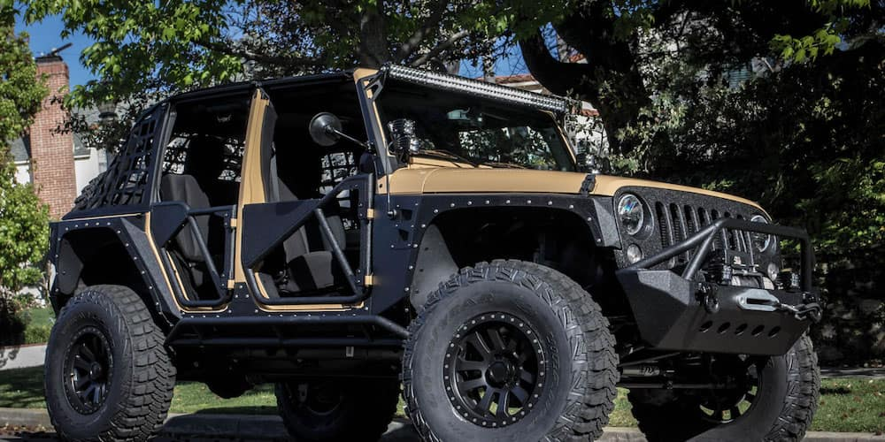 Perfect Custom Jeep Wrangler Keene Cdjr