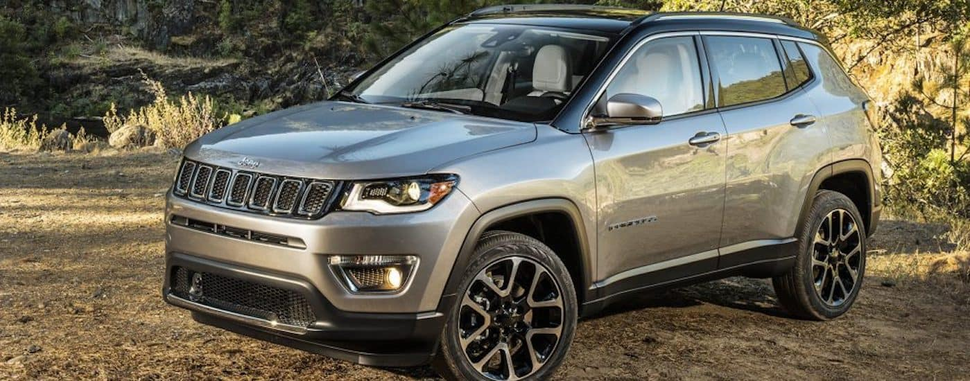 New Jeep Compass Utility