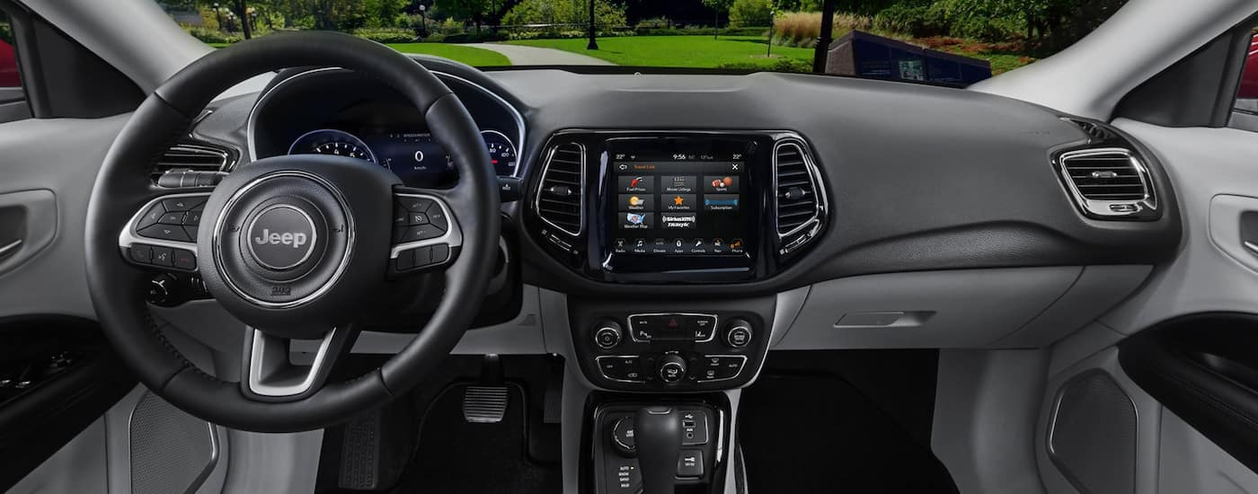 New Jeep Compass Interior