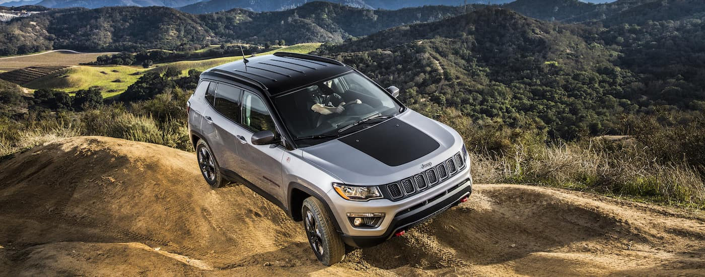 New Jeep Compass Safety