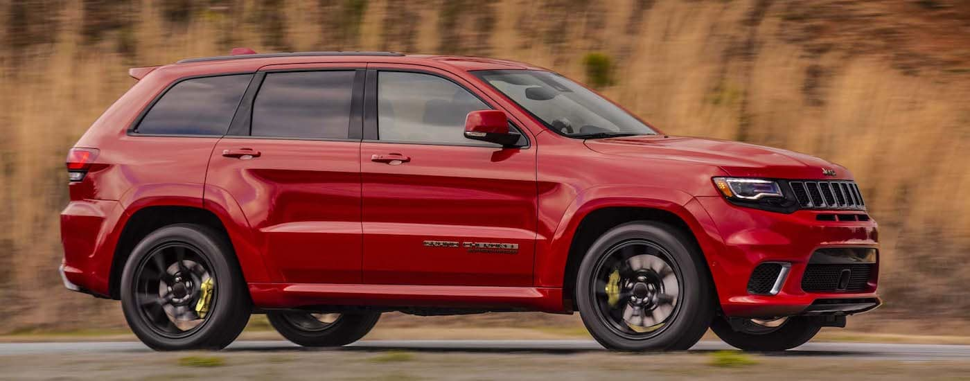 New Jeep Grand Cherokeee