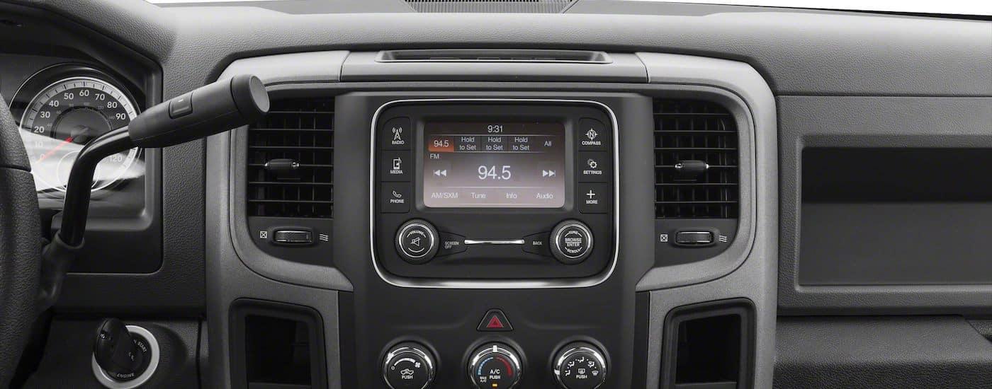 New RAM 2500 Interior