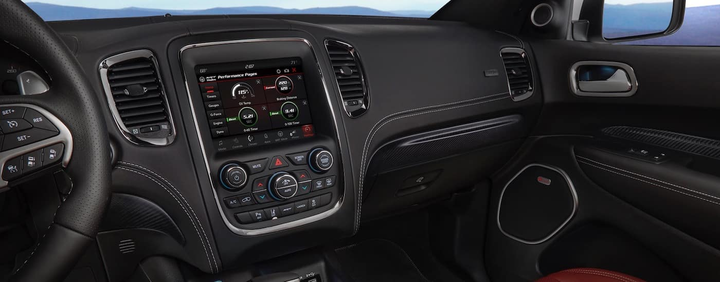 New Dodge Durango Interior