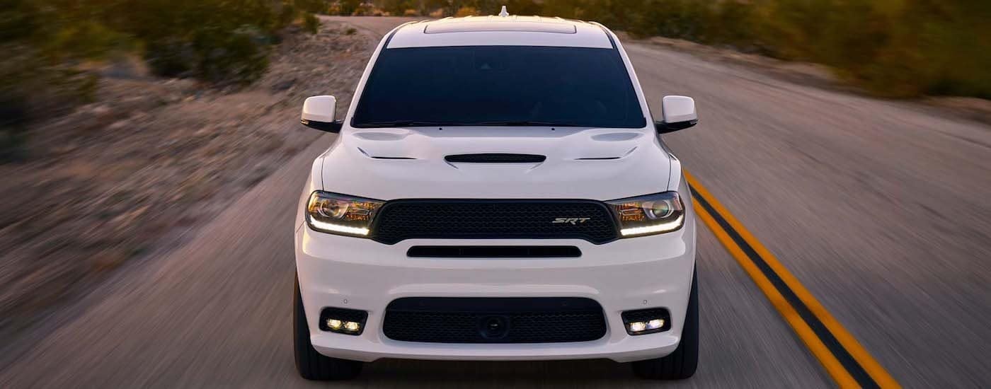 New Dodge Durango Performance