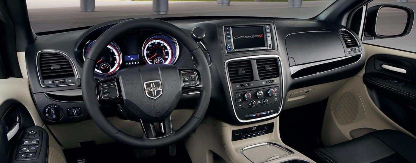 New Dodge Grand Caravan Technology