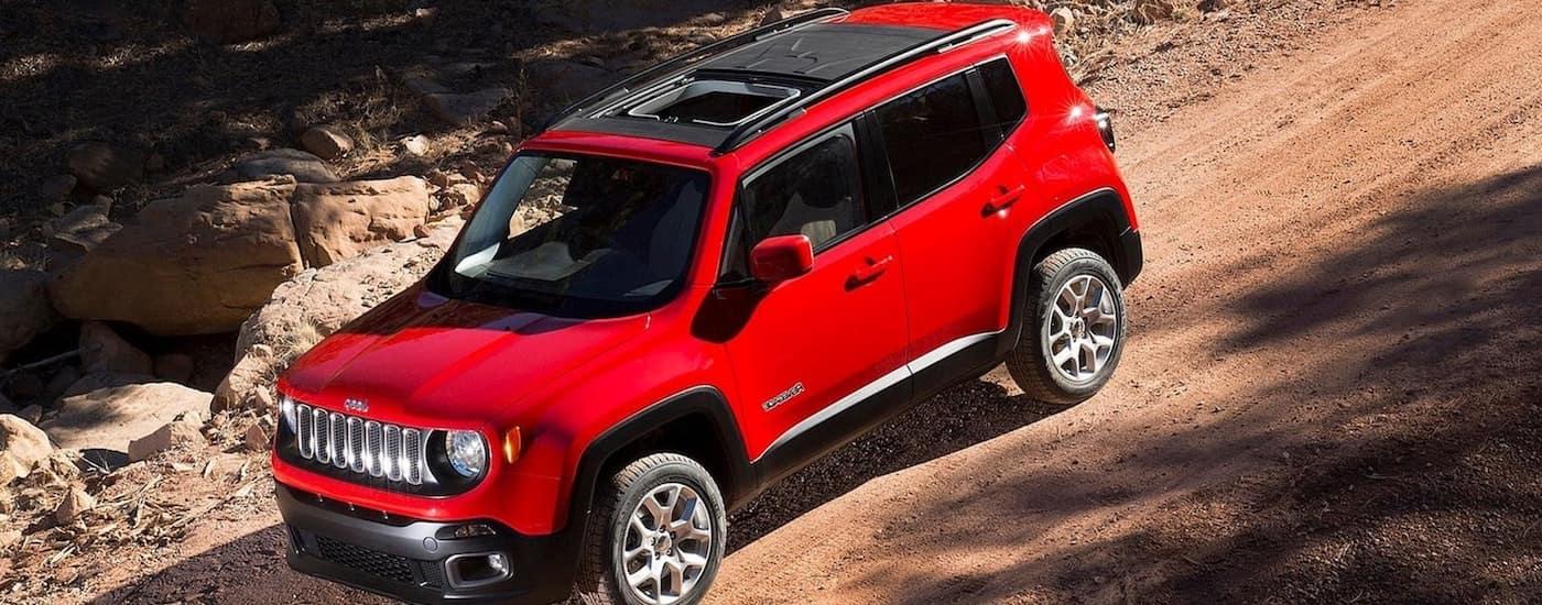 New Jeep Renegade Exterior