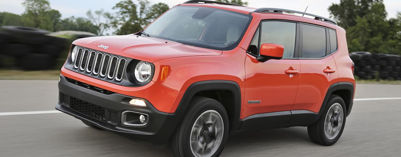 New Jeep Renegade Performance