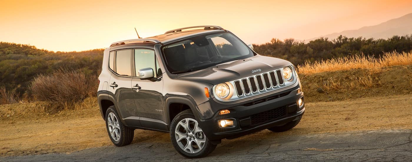 New Jeep Renegade Safety