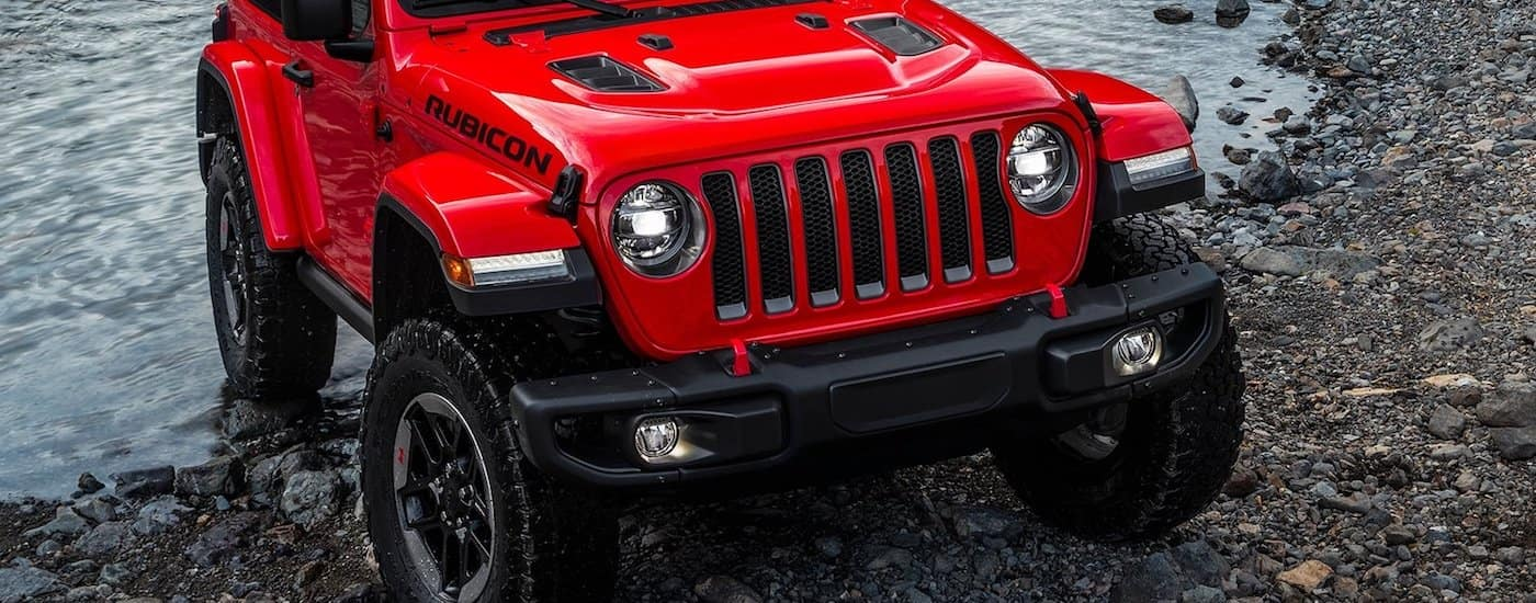 New Jeep Wrangler Design