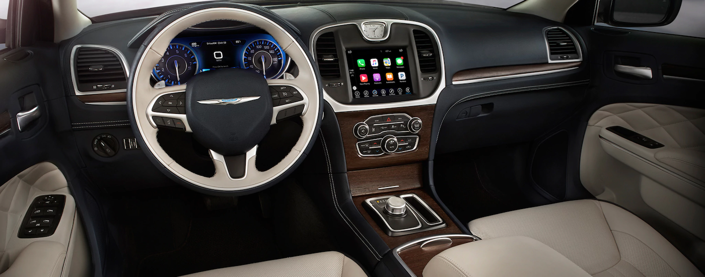 New Chrysler 300 Interior