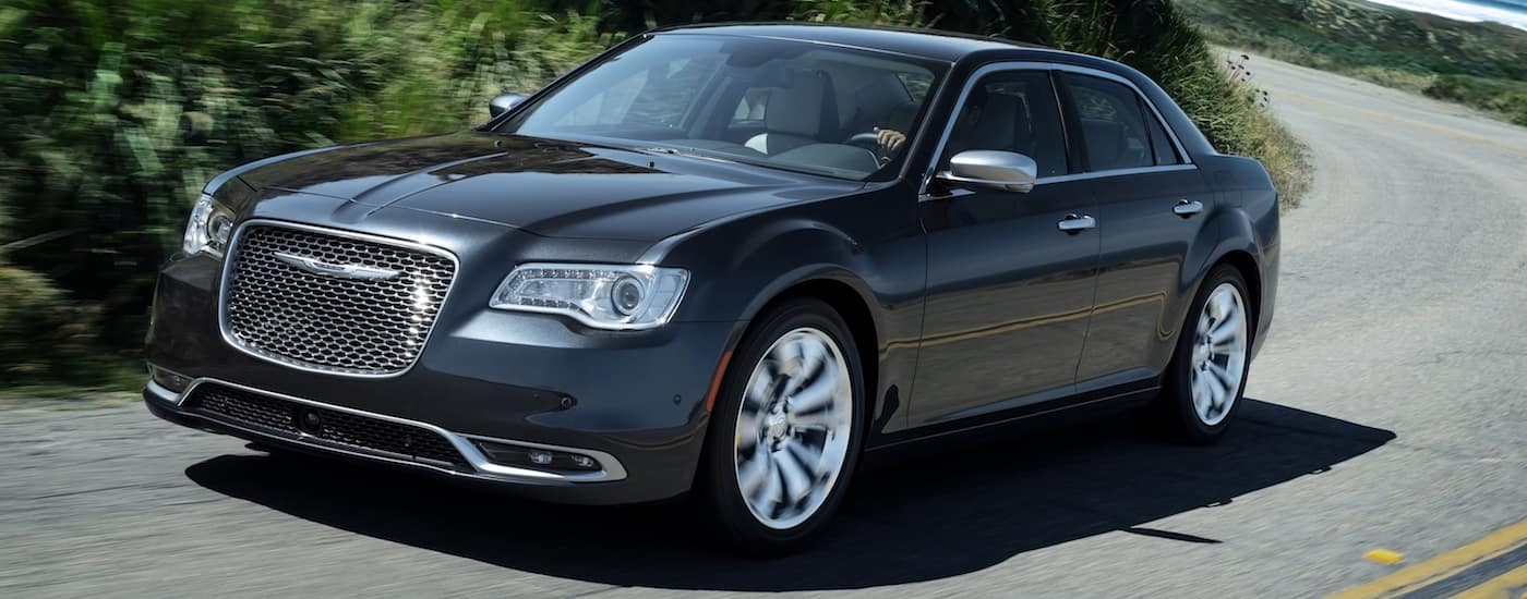 New Chrysler 300 Performance