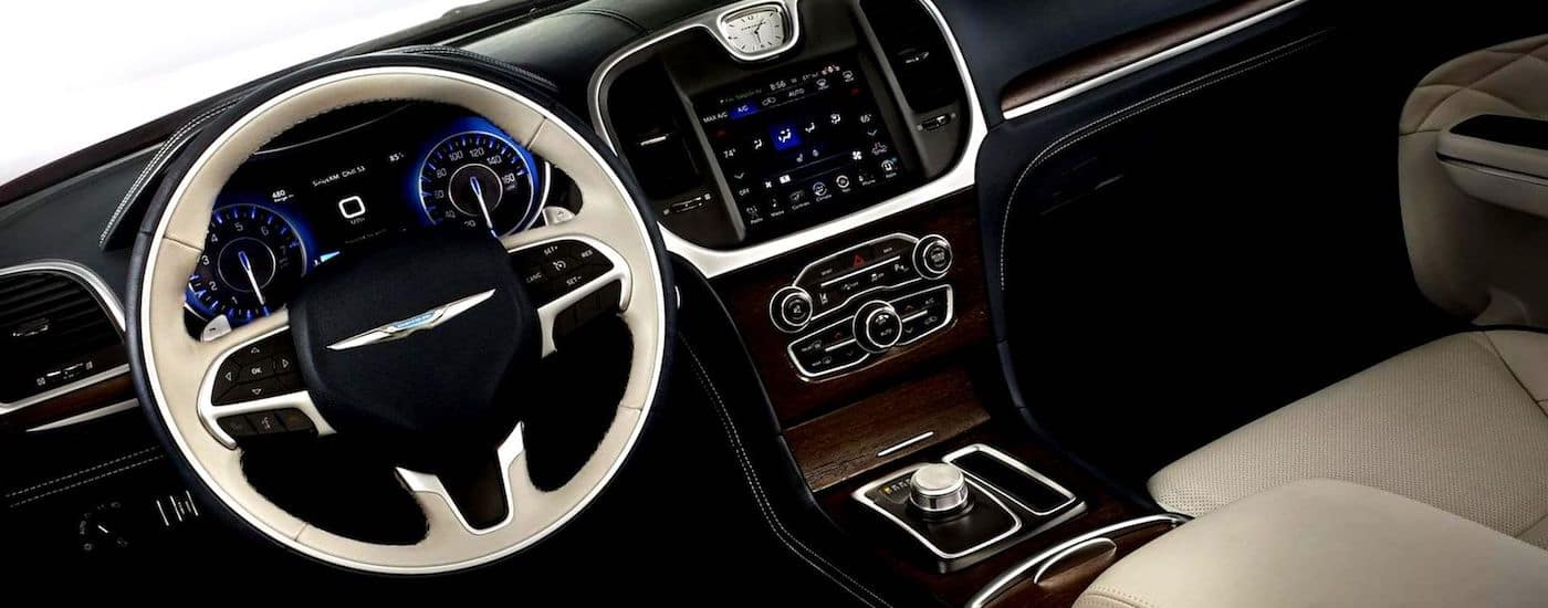New Chrysler 300 Technology